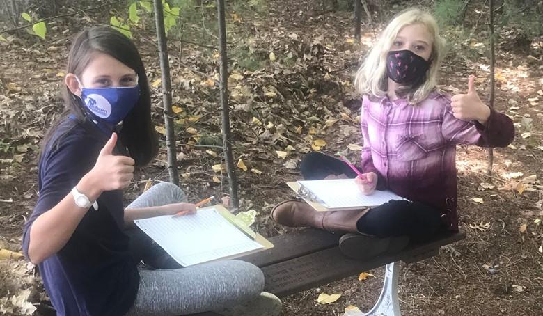 Kirane outdoor classroom