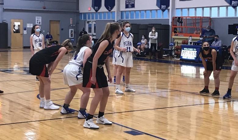 Girl's Basketball 1