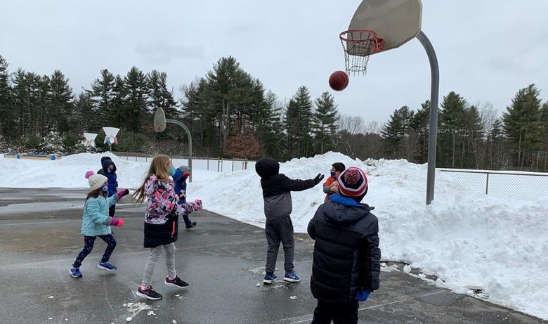 basketball recess