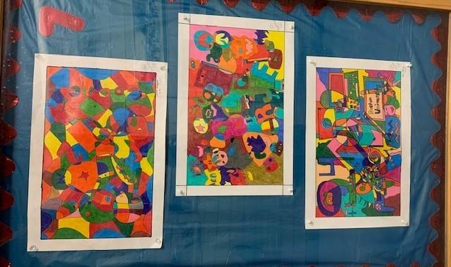 Grade 7 Art