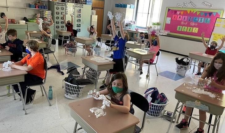 Benoit Classroom