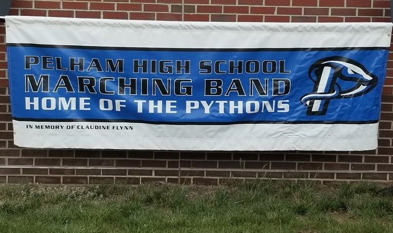 New PHS Banner