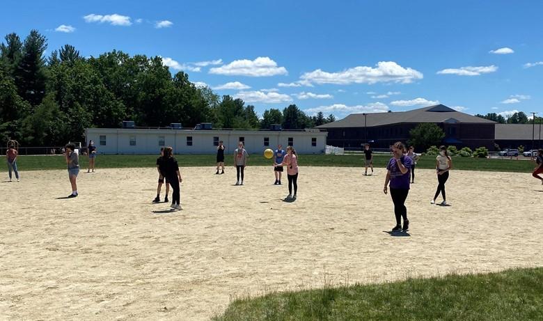 7th Grade Ball Field
